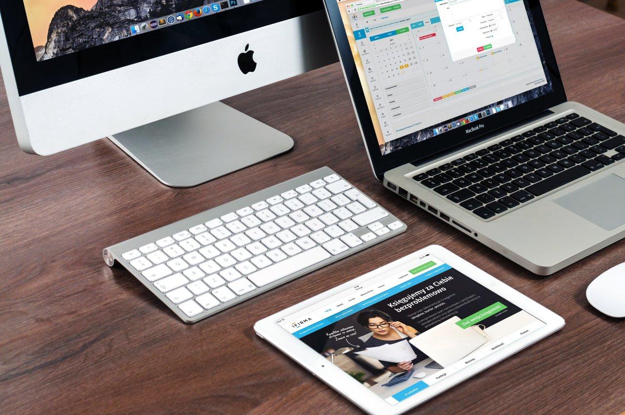 Tworzenie i projektowanie stron internetowych Piekoszów