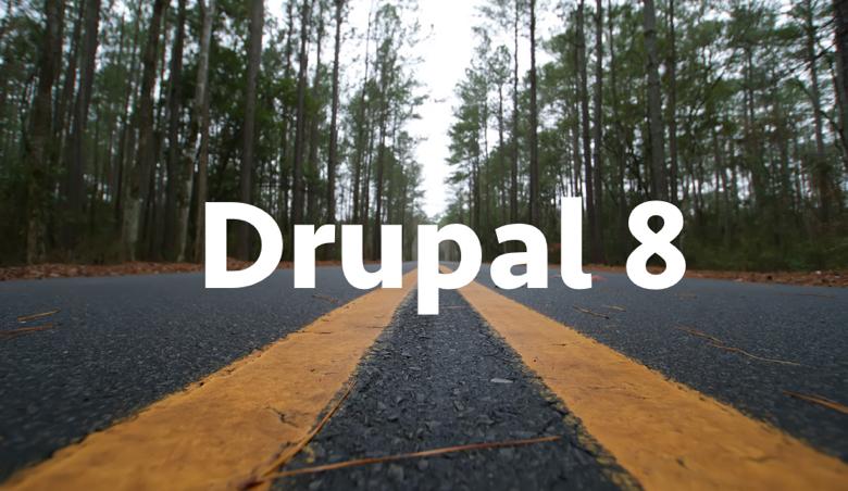 Drupal 8 wydany