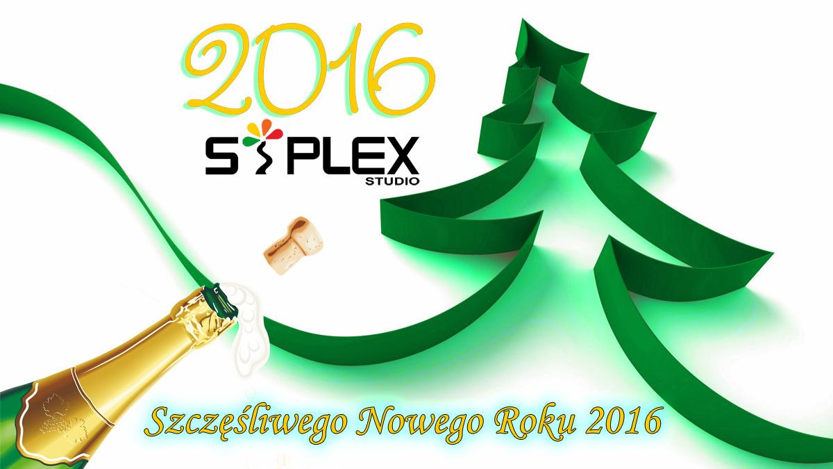 Życzenia na Nowy Rok 2016