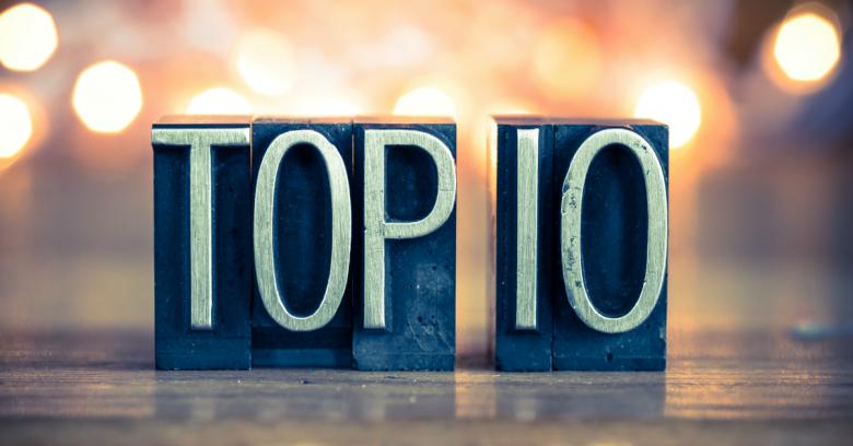Podsumowanie roku 2017 – Top 10 wpisów na blogu