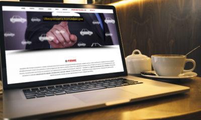 Strona www dla PuVending – autoryzowanego operatora Jacobs i Tymbark