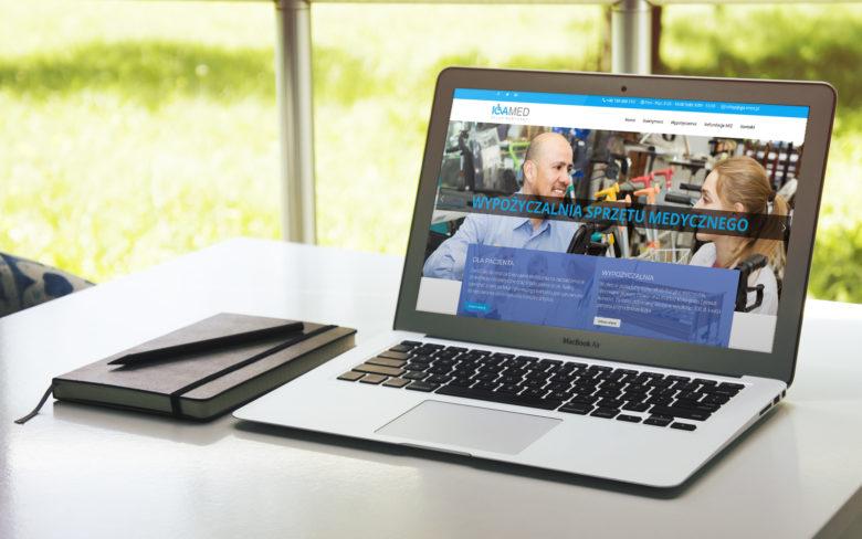 Firmowa strona internetowa – www.iga-med.pl