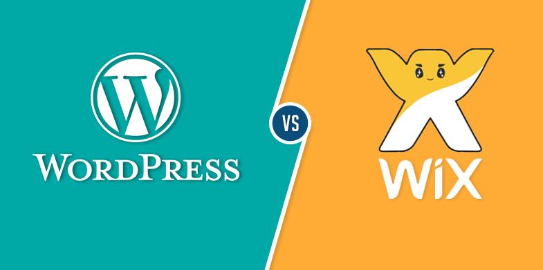 Tworzenie stron www – WordPress VS Wix