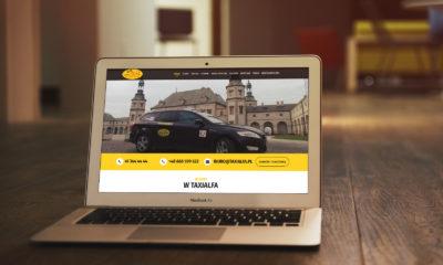 Strona WWW dla firmy OLOGROUP