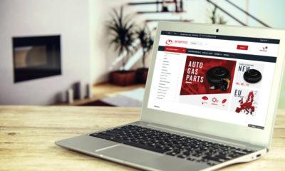 Aktualizacja sklepu internetowego dla firmy ENERMA
