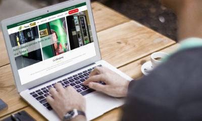Strona www dla firmy SANBUD
