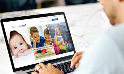 Strona internetowa dla firmy INS Group