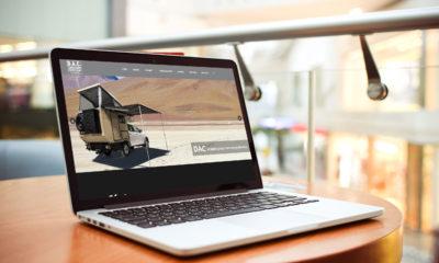 Nowa wersja strony www dla firmy DAC