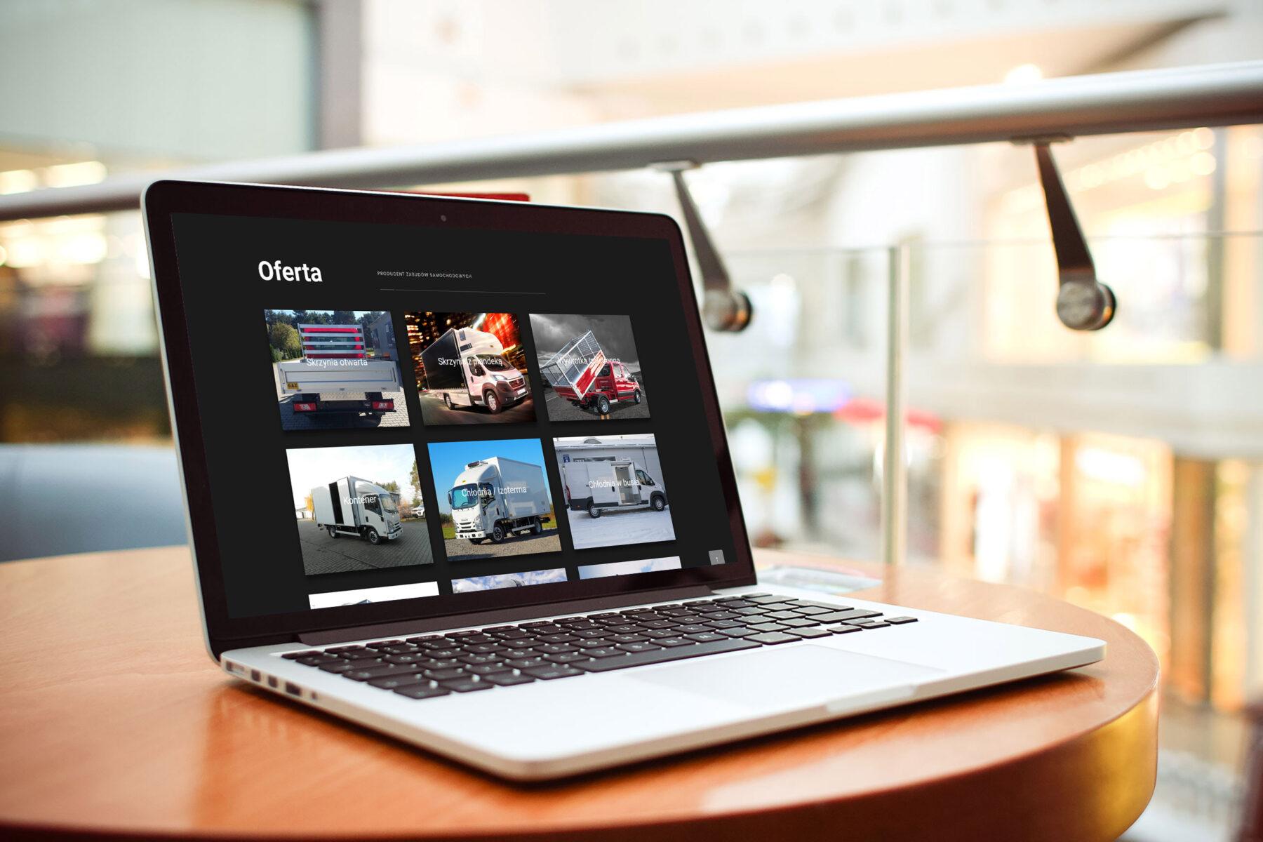 Nowa wersja strony www.dac.pl 5