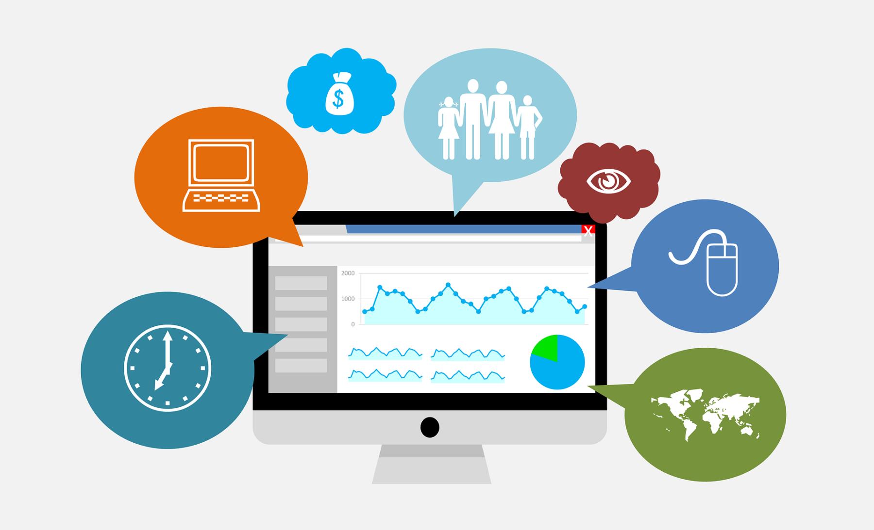 Sklepy internetowe – wskaźniki ecommerce które powinieneś  śledzić