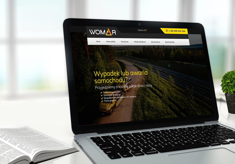 Strony www – ważne elementy strony głównej