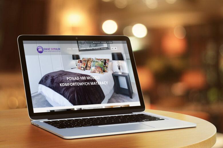 projektowanie sklepów internetowych swiatsypialni24.pl by siplex - Portfolio 1