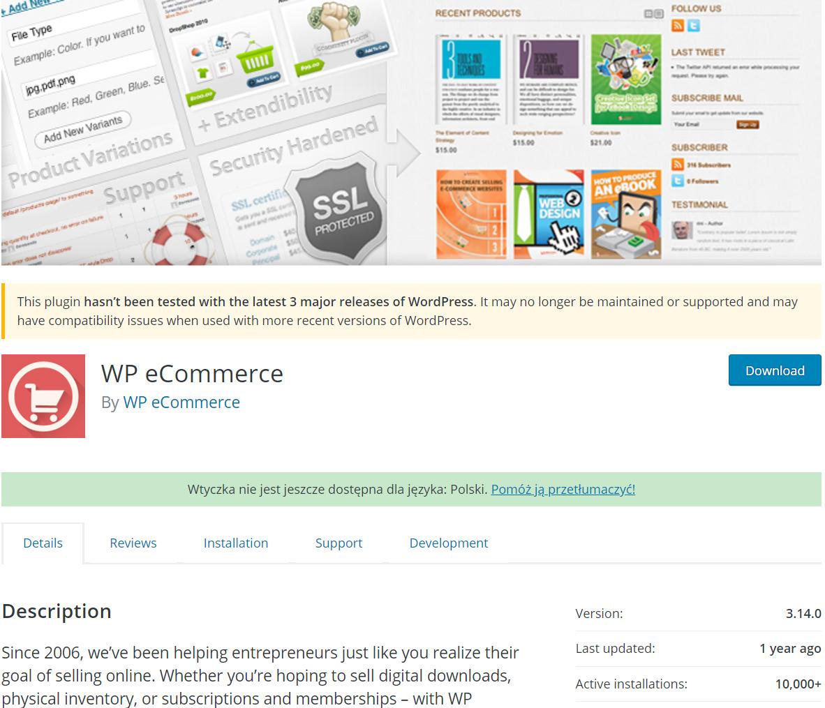 Sklep internetowy – porównanie pluginów do WordPress