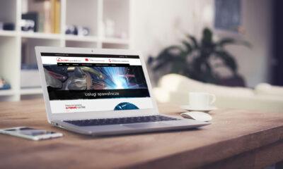 strony internetowe dla firm katrixspawalnictwo.pl by siplex - Wizualizacja 1