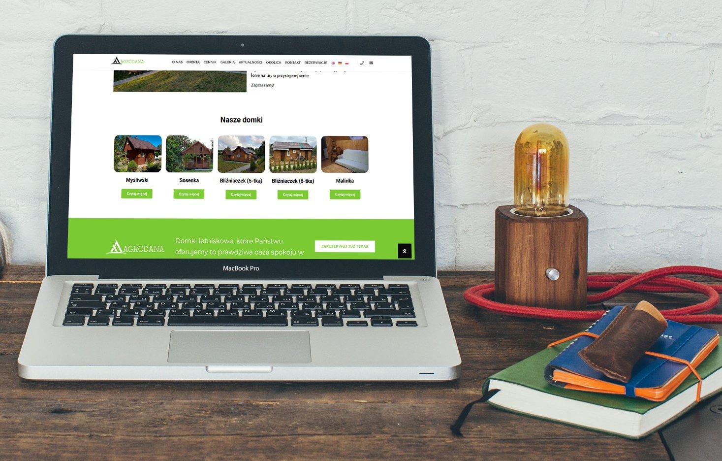 projektowanie stron internetowych agrodana.pl by siplex - Zdjęcie 3