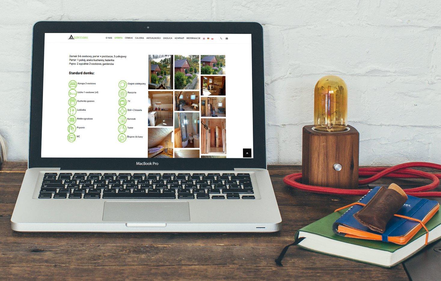 projektowanie stron internetowych agrodana.pl by siplex - Zdjęcie 5