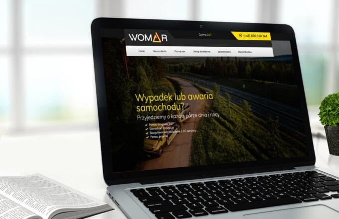 WOMAR – Pomoc drogowa