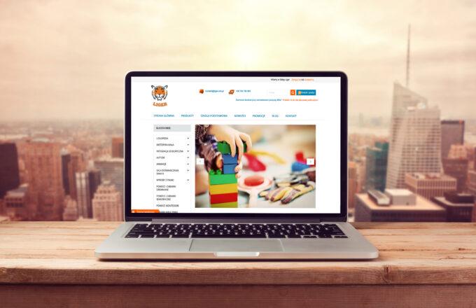 Tworzenie sklepów internetowych - liger.net.pl - Obrazek 1