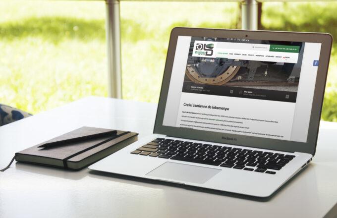 strona na wordpress diesel-loko.pl by siplex - Portfolio 1
