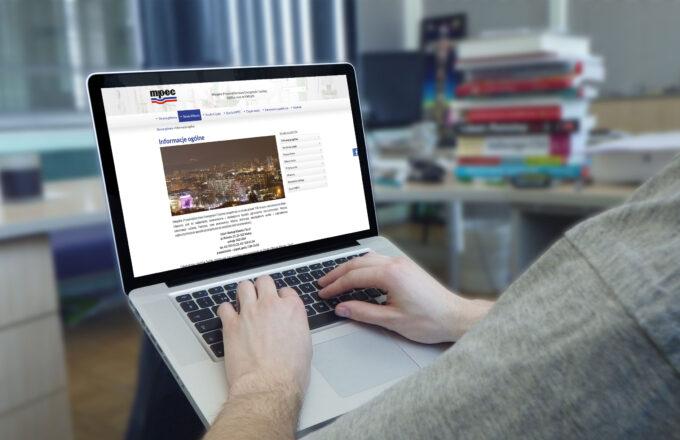 strony internetowe wordpress mpeckielce.pl by siplex - Portfolio 2