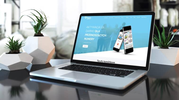 tworzenie stron internetowych telgammobile.pl by siplex - Obrazek 1