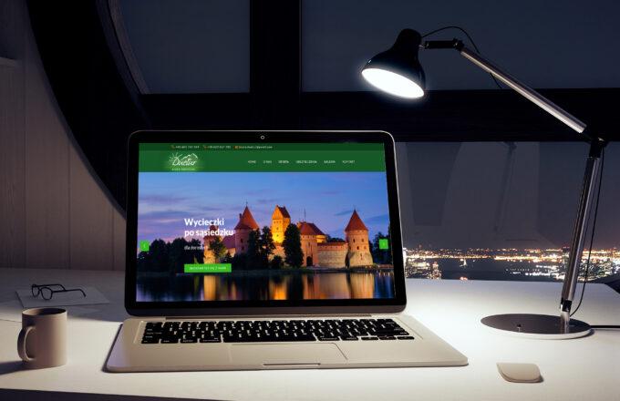 tworzenie stron www duetur.pl by siplex - Portfolio 1