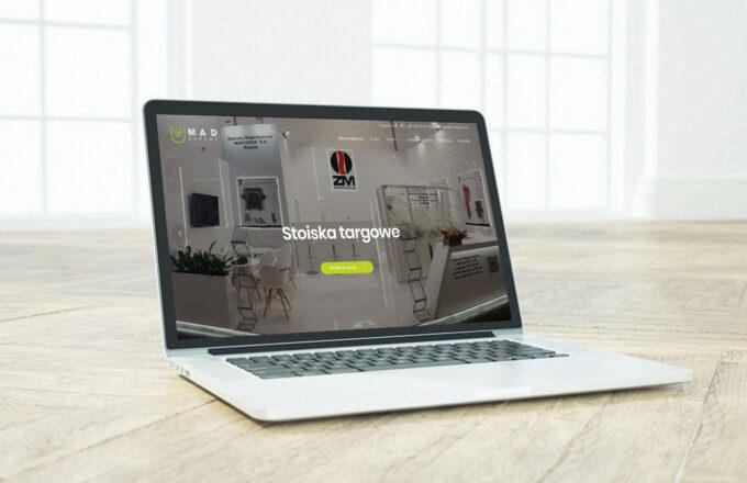 tworzenie stron www madexpert.pl by siplex - Portfolio 1